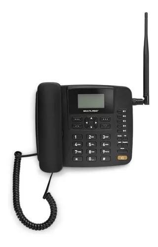 Telefone celular rural de mesa quadriband dual chip