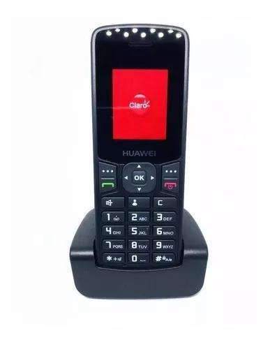 Telefone fixo chip gsm 3g huawei f661 novo claro tim oi vivo