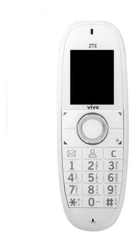 Telefone fixo zte wp750 3g vivo