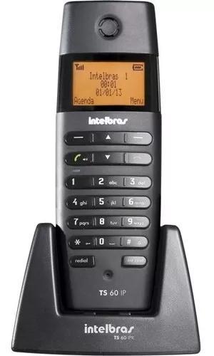 Telefone intelbras ts 60 ipr