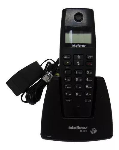 Telefone interbras ts40id