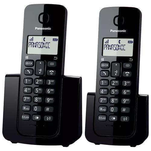Telefone panasonic kx - tgb112lbb s