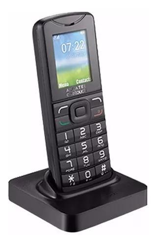Telefone s/ fio alcatel f103 desbloqueado viva voz