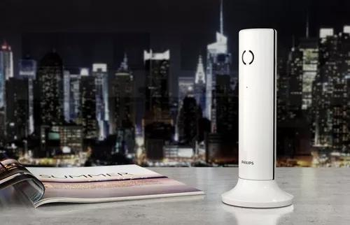 Telefone s/ fio dect 6.0 m330 linea philips - visor digital
