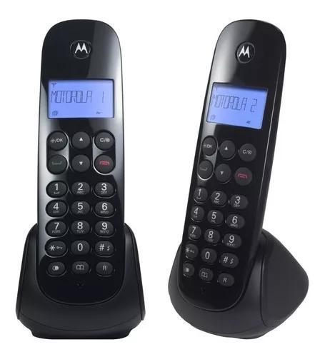 Telefone s/ fio digital motorola moto700-mrd2 base+ramal