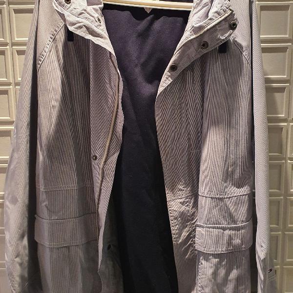 Tommy hilfigher - casaco masculino, tamanho p, original eua