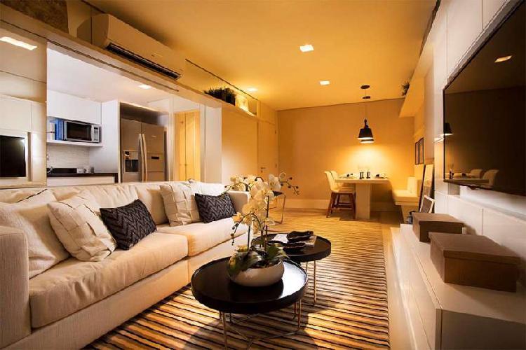 Apartamento à venda de 2 quartos no ilha pura - barra da