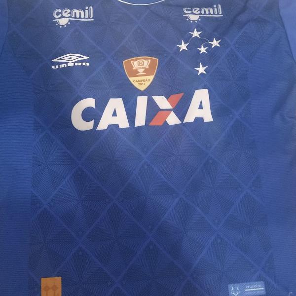 Camisa cruzeiro esporte clube edição 2018