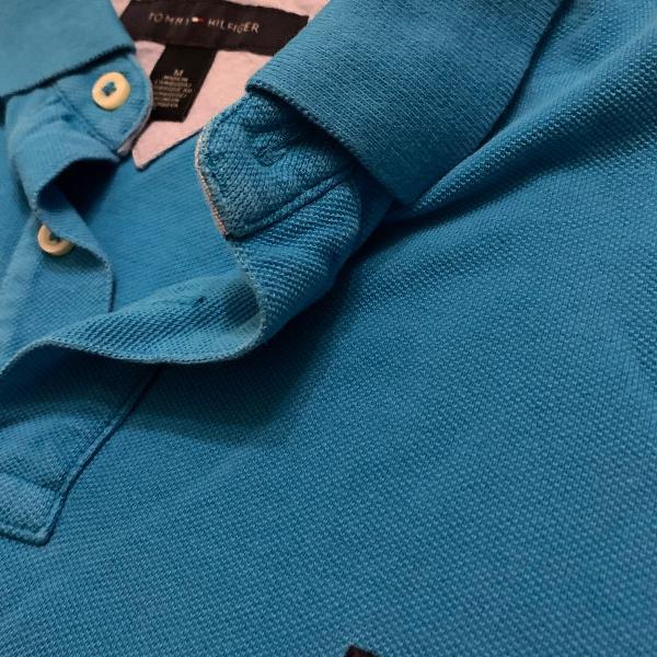 Camiseta polo tommy hilfiger zerada importada eua