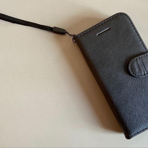 Case / capa para celular em couro