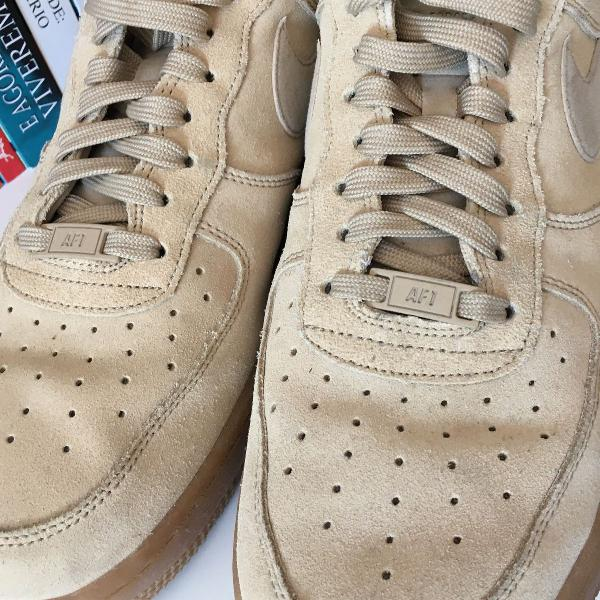 Nike air force one suede