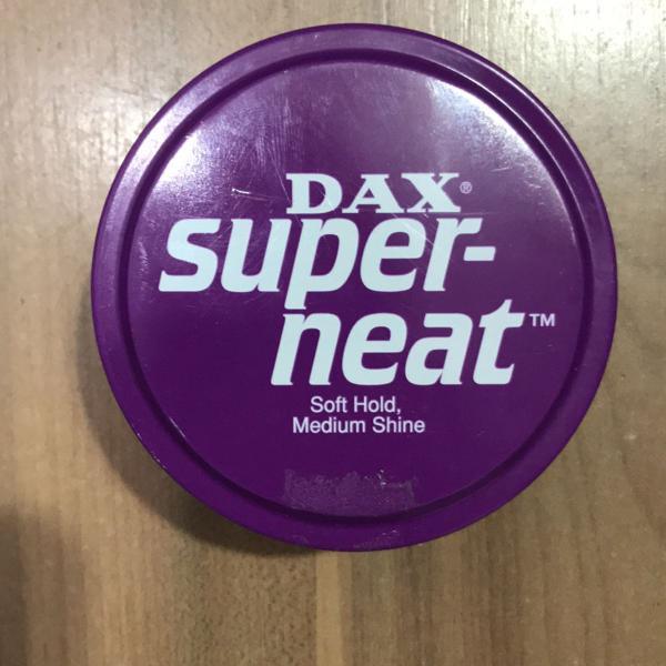 Pomada para cabelo dax