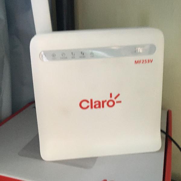 Roteador modem mf 253 claro