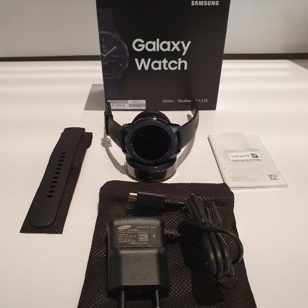 Samsung galaxy watch lte 42mm ***muito conservado***