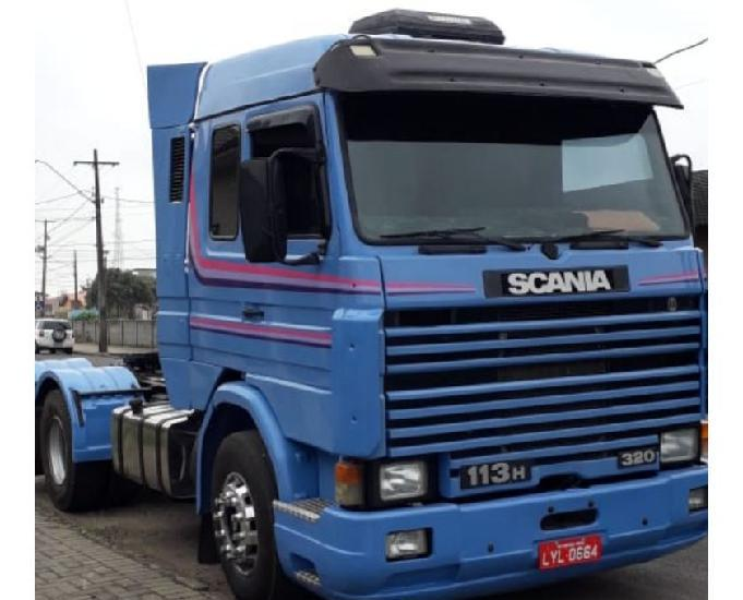 Scania 113 top line frontal