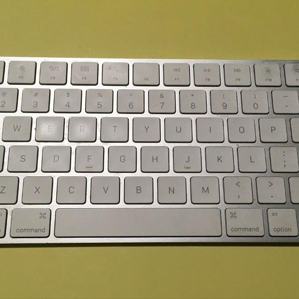 Teclado apple magic keyboard 2 bluetooth