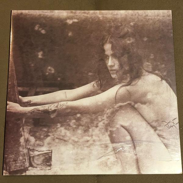 Vinyl especial - ana cañas - to na vida - edição limitada