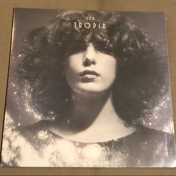 Vinyl especial - céu - tropix - edição limitada.