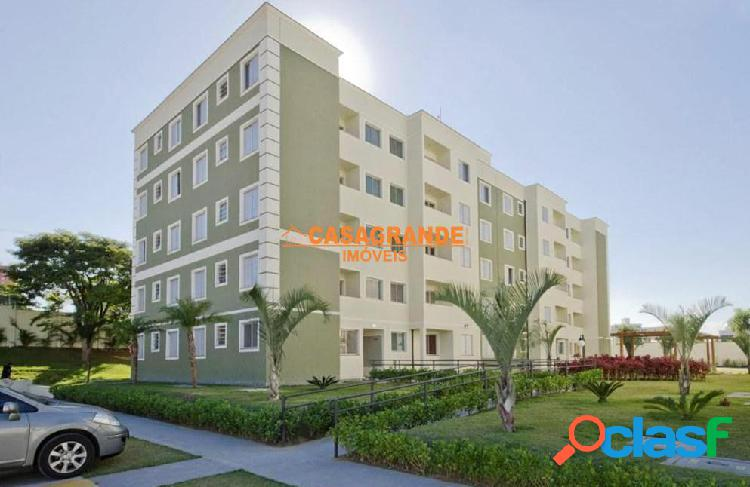 Apartamento no condomínio spazio campo colorato na zona sul