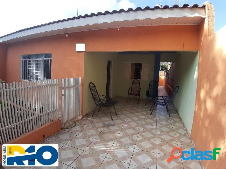 Casa a Venda no Jd. União II Escriturada 120 M² terreno 80 M² de construção 2