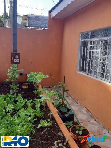 Casa a Venda no Jd. União II Escriturada 120 M² terreno 80 M² de construção 3