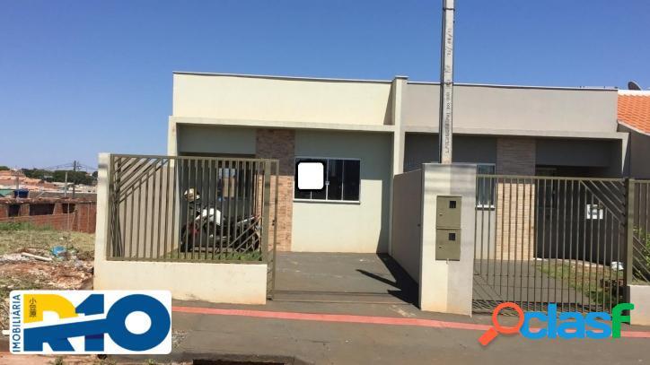 Casa geminada a venda com 3 quartos sendo uma suíte 70 m²