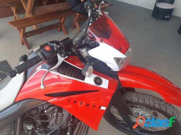 Yamaha xt660r vermelho 2014 660 gasolina
