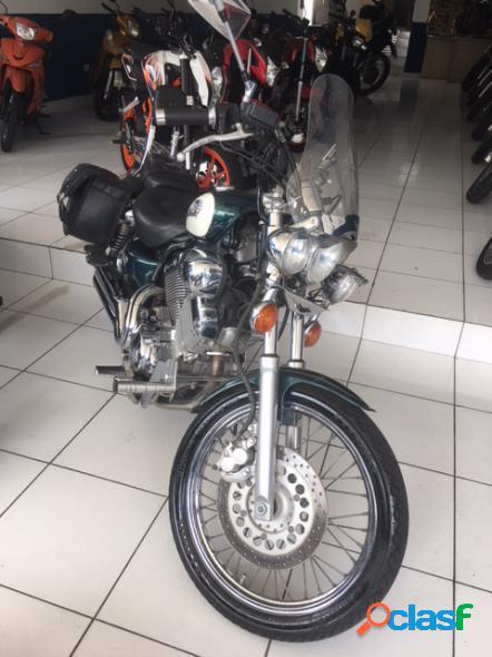 Yamaha virago xv535 verde 2000 535cc gasolina
