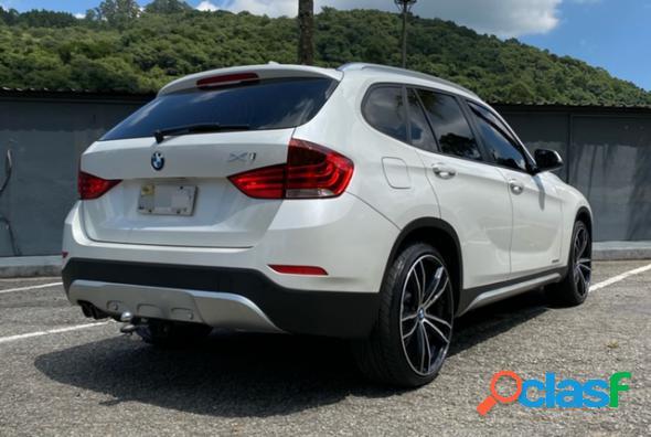 Bmw x1 xdrive 28i 2.0 turbo 16v 4x4 aut. branco 2014 2.0 gasolina