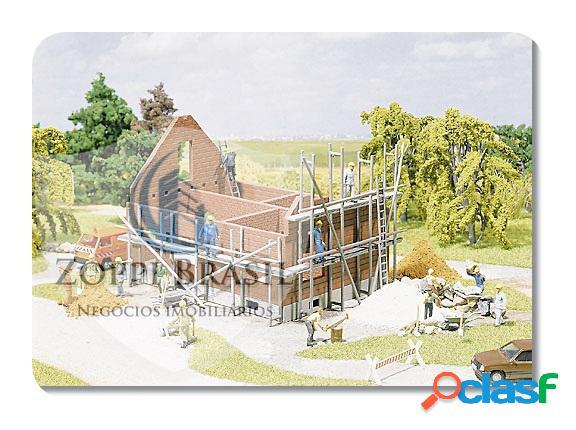 Ca445 - casa, venda, santa bã¡rbara dâ´oeste sp, bairro mollon, 150 mâ² terren