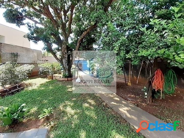 Ca902 - casa à venda em americana, jardim ipiranga,460m², 3 dormitórios, 2