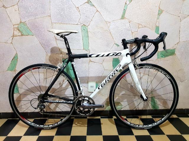 Bicicleta speed wilier triestina mortirolo - carbono