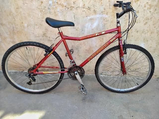 Bicicleta aro 26 montadas com peças novas