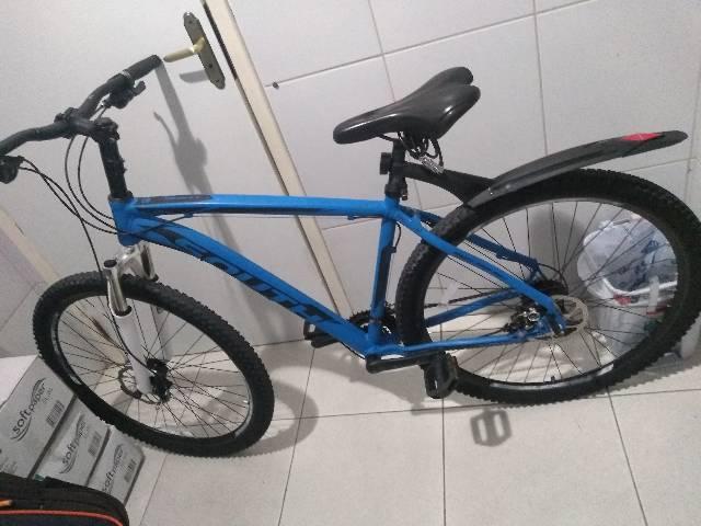 Bicicleta aro 29 tam;21 zap