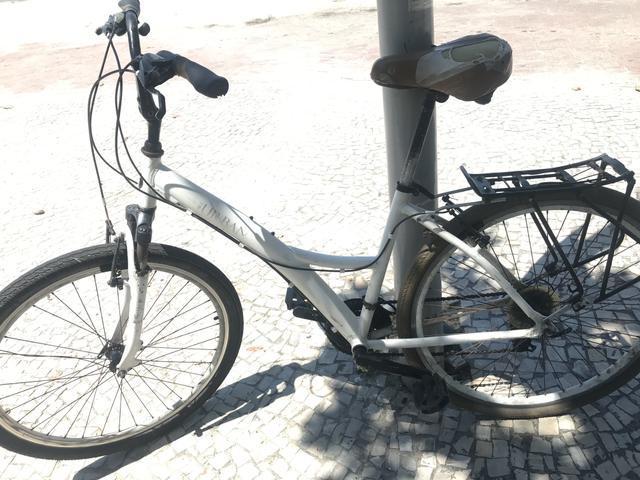 Bicicleta tito urban aro 29