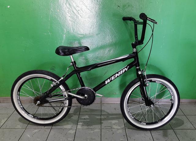 "Bike cross aro 20"" r$ 469,00 à vista"