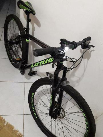 Bike aro 29 21v semi nova nota fiscal