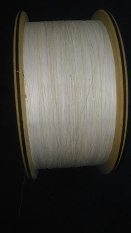 Carretilha de madeira para empinar pipa + 1000jardas de inha