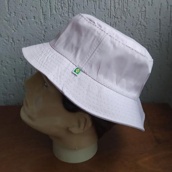 Estilo e ousadia bucket hat unissex edição limitada