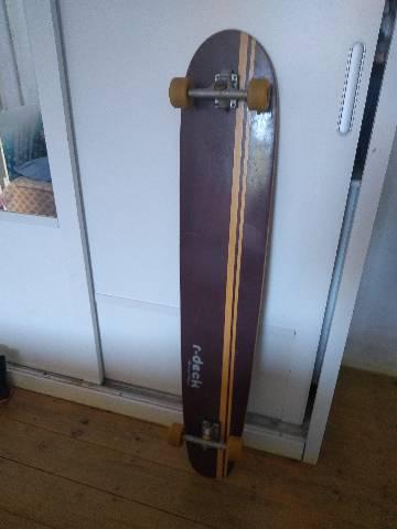Long boarg)skate