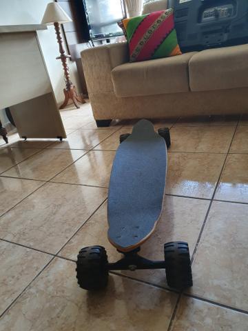 Skate longboard novo