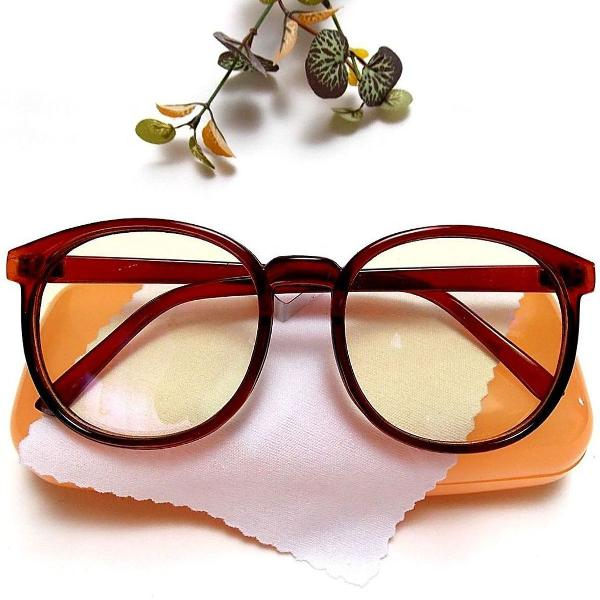 Armação óculos charming geek