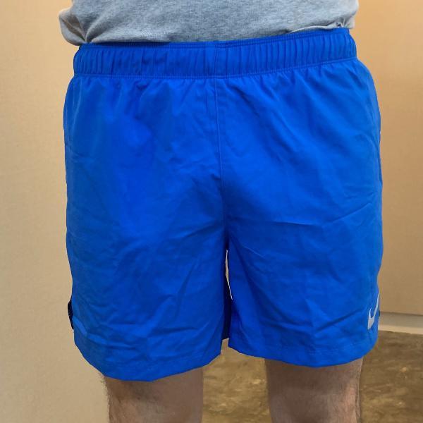 Bermuda dry fit masculina nike azul