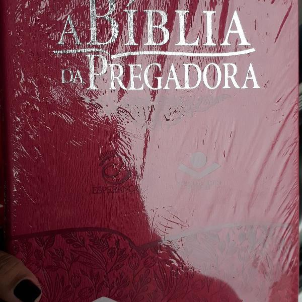 Biblia das pregadoras
