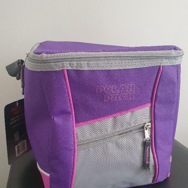 Bolsa térmica importada, marca polar pack nova