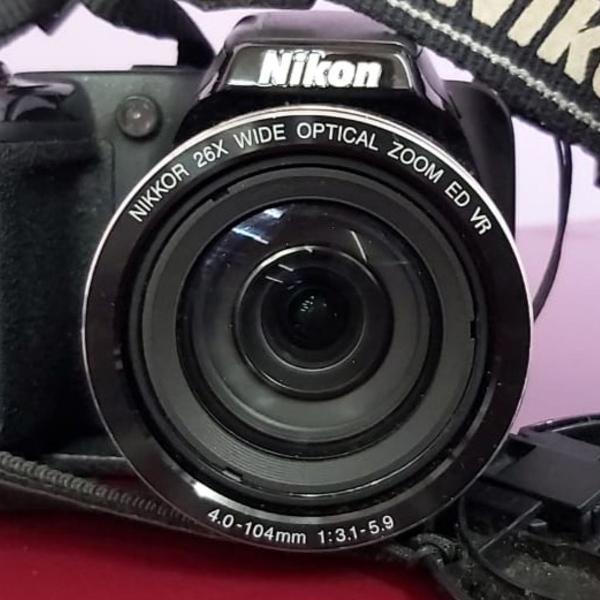 Camera fotografica nikon coolpix l320