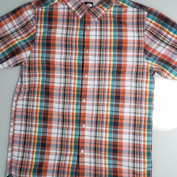Camisa manga curta - the north face