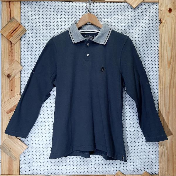 Camisa polo wear vintage