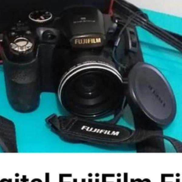 Câmera digital fujifilm finepix s2800hd. máquina