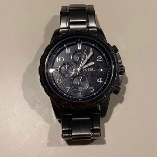 Relógio fossil titanium original